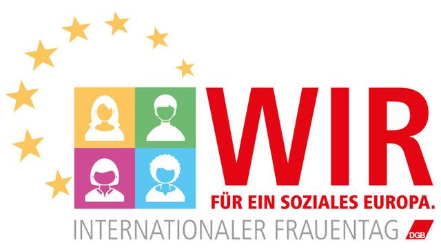 internationaler frauentag im zeichen der europawahl gew nrw